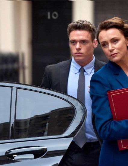 The Bodyguard TV Series – Richard Madden / Keeley Hawes
